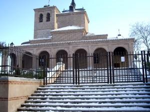 Historia parroquia