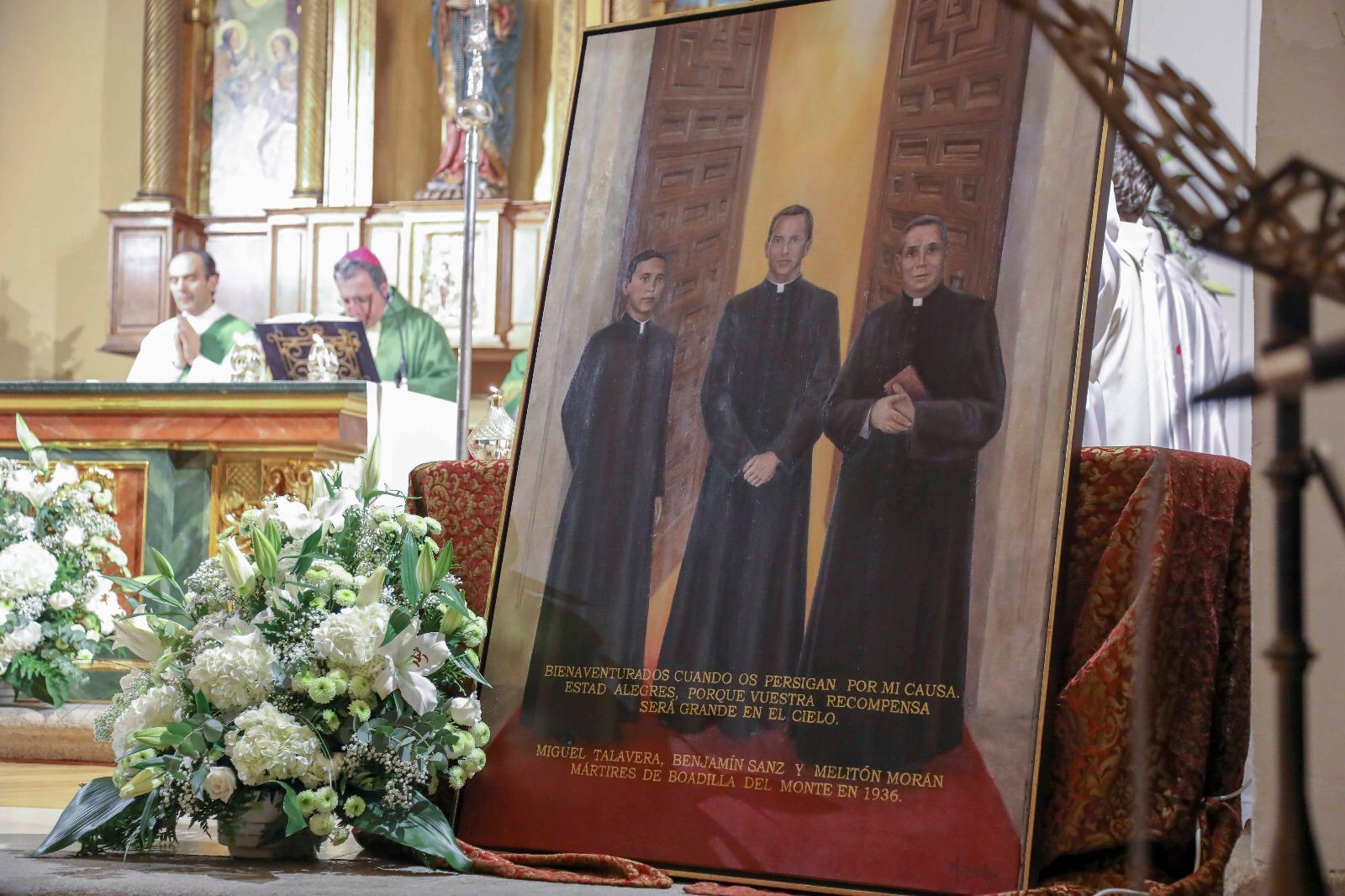 Parroquia De San Cristobal Boadilla Del Monte Madrid Diocesis De